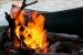 Campfire canoe