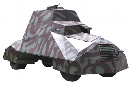 The Ultimate Preppers Vehicle