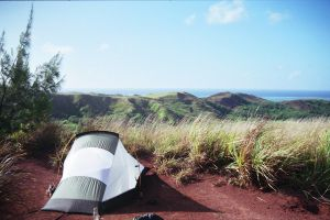 practice survival on weekend camping trips