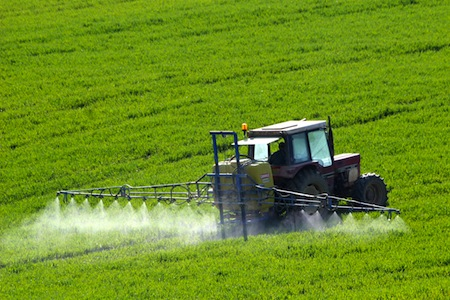 what are pesticides doing to our bodies