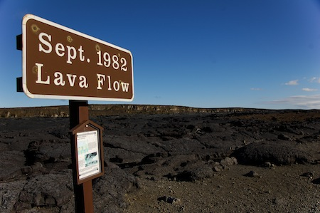 planning for emergencies in the land of volcanos