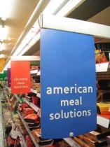 American meals