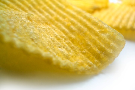 Are those potato chips made from GMO crops?