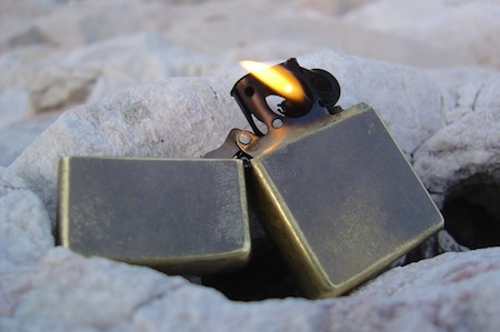 A Zippo in your prepping kit
