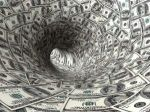 Will the dollar go down the drain?