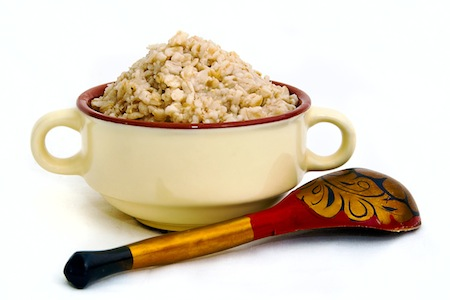 Oatmeal: a great on the go meal