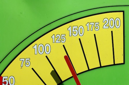 Water Cistern gauge