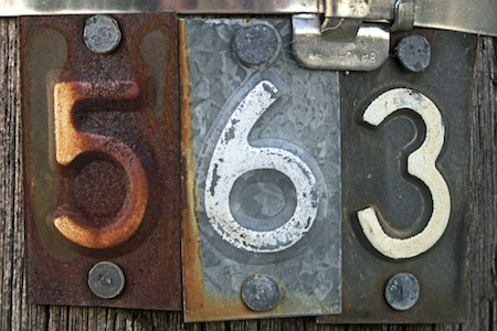 Friday Five for January 11,2013