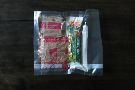 homemade MRE